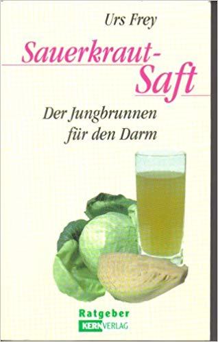 Sauerkrautsaft von Urs Frey